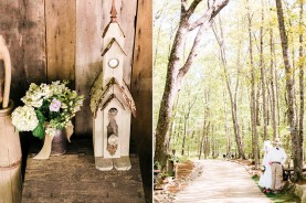 DANIELLE & REESE'S WEDDING PHOTOS – PRIVATE HOME – CASHIERS, NC